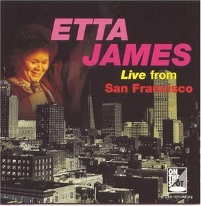 Live From San Francisco album cover