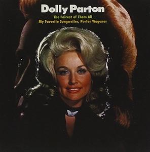 The Fairest Of Them All: My Favorite Songwriter, Porter Wagoner album cover