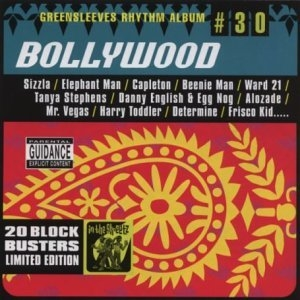 Greensleeves Rhythm Album #30: Bollywood album cover