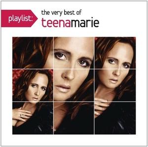 Playlist: The Very Best Of Teena Marie album cover