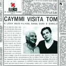 Caymmi Visita Tom album cover