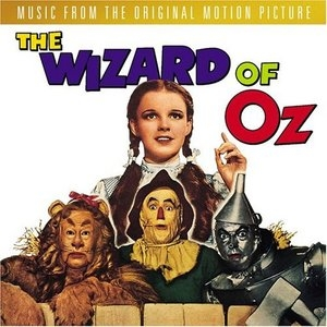 Wizard Of Oz (1939 Original Soundtrack) album cover