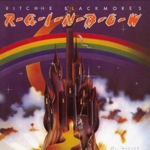 Ritchie Blackmore's R-A-I-N-B-O-W album cover