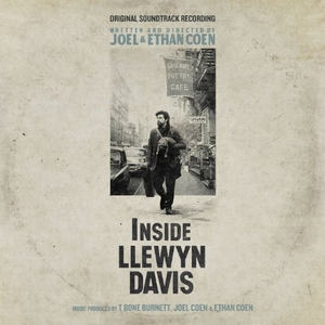 Inside Llewyn Davis: Original Soundtrack Recording album cover