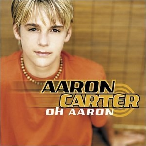 Oh Aaron album cover