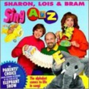 Sing A To Z album cover
