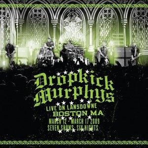 Live On Lansdowne, Boston MA album cover