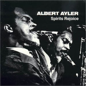Spirits Rejoice album cover
