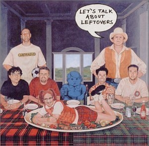 Let's Talk About Leftovers album cover