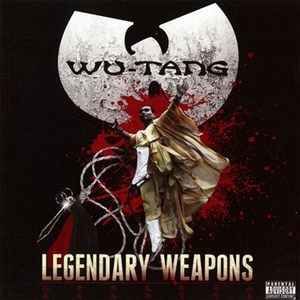 Legendary Weapons album cover