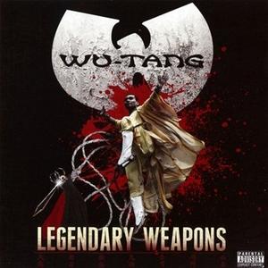 Legendary Weapons album cover