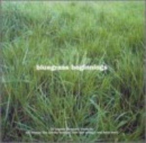 Bluegrass Beginnings album cover