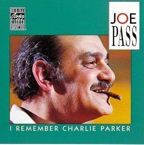 I Remember Charlie Parker album cover