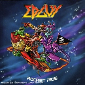 Rocket Ride album cover