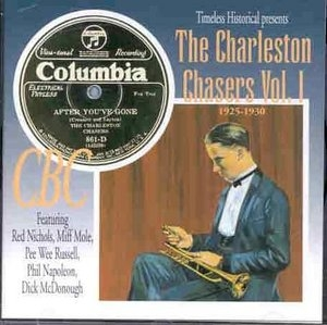 The Charleston Chasers Vol. I: 1925-1930 album cover