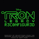 Tron: Legacy Reconfigured album cover