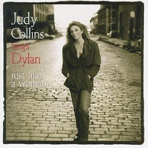 Judy Sings Dylan...Just Like A Woman album cover