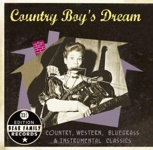 Country Boy's Dream album cover
