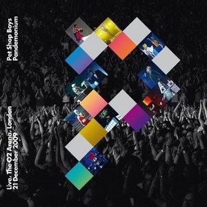 Pandemonium Live album cover