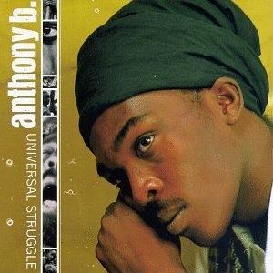 Universal Struggle album cover