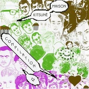 Kitsuné Maison, Vol. 12: The Good Fun Issue album cover