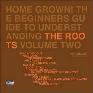 Home Grown! The Beginner's Guide To Understanding The Roots, Vol.2 album cover