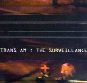 The Surveillance album cover