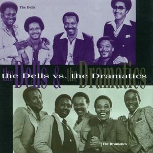 The Dells vs. The Dramatics album cover