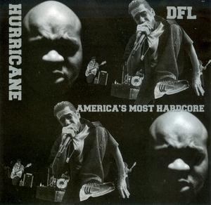 America's Most Hardcore album cover