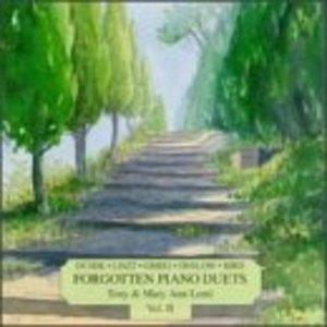 Forgotten Piano Duets Vol.II album cover