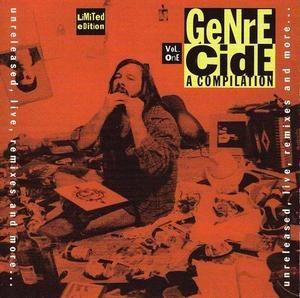 Genrecide: A Compilation Vol.1 album cover