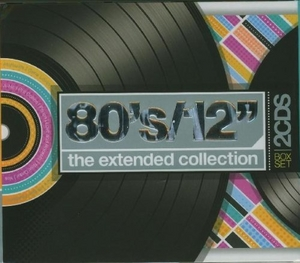 80's-12in.: The Extended Collection album cover