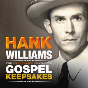 The Unreleased Recordings: Gospel Keepsakes album cover