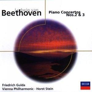 Beethoven: Piano Concertos Nos.2&3 album cover