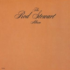 The Rod Stewart Album album cover