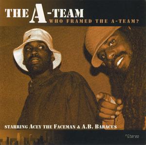 Who Framed The A-Team? album cover
