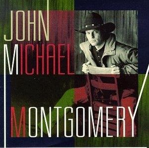 John Michael Montgomery album cover