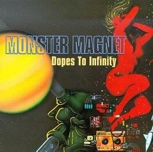 Dopes To Infinity album cover