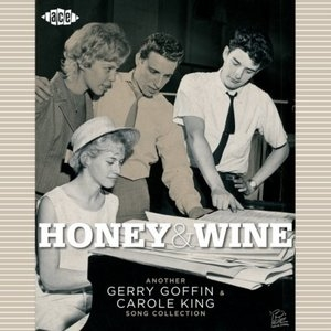 Honey & Wine: Another Gerry Goffin & Carole King Song Collection album cover