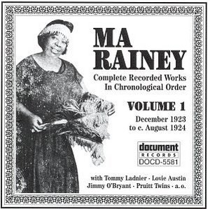 Complete Recorded Works-Vol.1 (1923-1924) album cover