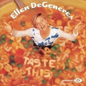 Taste This album cover