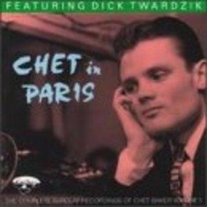 Chet In Paris, Vol.1 album cover