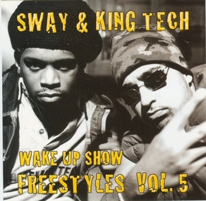Wake Up Show Freestyles, Vol. 5 album cover