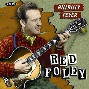 Hillbilly Fever In The Ozarks album cover