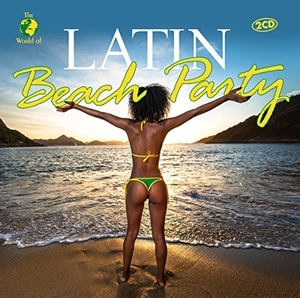 Latin Beach Party album cover