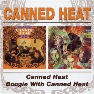 Canned Heat~ Boogie With Canned Heat album cover