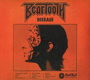 Disease album cover