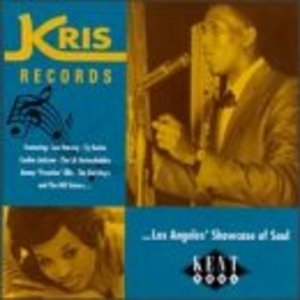 Kris Records: Los Angeles' Showcase Of Soul album cover