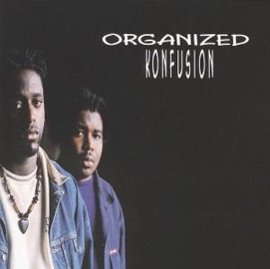 Organized Konfusion album cover