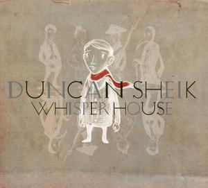 Whisper House album cover